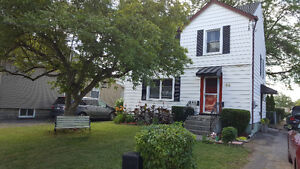 Only 1 room now available..... close to downtown St.Catharines
