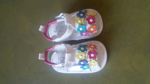 Baby shoes/sandals size from 3 months to 12 months