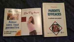 Livres sur l'éducation des enfants