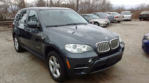 2011 BMW X5 35d  7 Seater SUV, Diesel, Navigation, Loaded