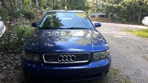 UPDATE: 1999 Audi A4 B5 Sport Sedan Turbo