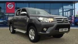 2018 Toyota Hilux Diesel Icon D/Cab Pick Up 2.4 D-4D Double Cab Pick-up Diesel M
