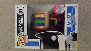Rainbow Batman Pop Funko