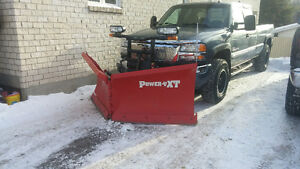 Boss V Plow