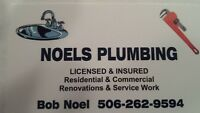 NEED A QUALIFIED PLUMBER?