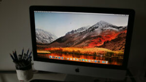 "21.5"" iMac. New 480GB Solid State Drive ( Late 2009 model)"