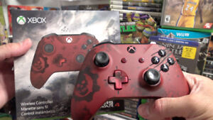 Gears of War 4 Crimson Omen Limited Edition Controller