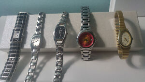 FOR  SALE...LADIES WATCHES...obo