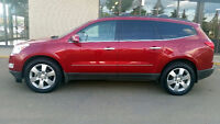 2012 Chevrolet Traverse LTZ SUV, 7 Seater, Loaded, Nav, DVD