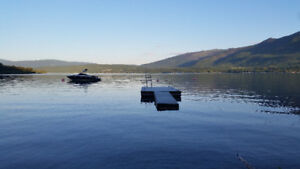 Waterfront House for summer Rentals!! Shuswap lake
