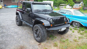 2012 Jeep JK8 Scrambler custom rare UNIQUE 1 of a kind UPDATE