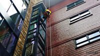 Highrise Window Repairs and Replacement