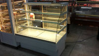 4ft Dry Display Case!!! Bakery Deli Cafe Restaurant Equipment