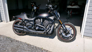 Harley davidson night rod special 2014