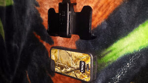 otterbox and belt clip for iPhone 5