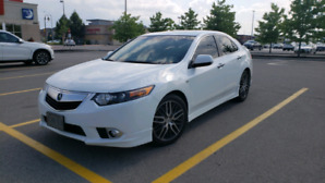 2012 Acura TSX A-Spec Manual 6-speed 101,500kms Rare