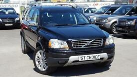 2006 VOLVO XC90 D5 EXECUTIVE MASSIVE SPECIFICATION SENSIBLE MILEAGE LOVELY THR