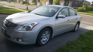 Nissan Altima 2.5S CVT 2010 (Safety and Etested)