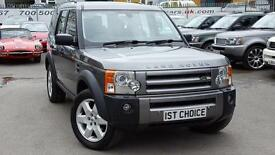 2008 LAND ROVER DISCOVERY 3 TDV6 HSE JUST 64000 MILES FSH A FANTASTIC EXAM