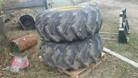 2 - 18.4 x 26 Tractor Tires