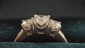 3 Stone Ring For Sale London Ontario image 5