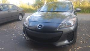 2012 Mazda 3 Hatchback Skyactiv