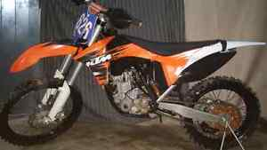 350 sxf for sale or possible trade of the right ktm 2 stroke