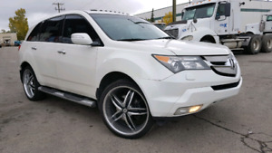 2007 Acura MDX Elite - Includes rims/Winters/Auto-start