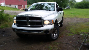 05 dodge diesel 6 speed 4x4