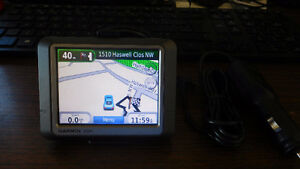 """GARMIN GPS 205, 4.3"""" screen, with the latest 2018.10 N.A. Map"""