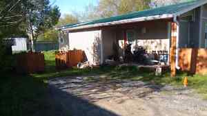 Deal at $22000 3 Bedroom Mobile with big yard renavated