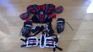Complete Youth Lacrosse Set