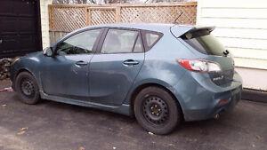 2010 Mazda Mazda3 Sport Hatchback
