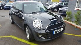 MINI Cooper S MINI Hatch 1.6 Cooper S London 12 (black) 2012