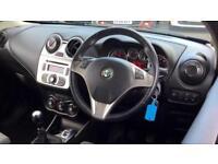 2011 Alfa Romeo MiTo 1.4 16V Sprint 3dr Manual Petrol Hatchback