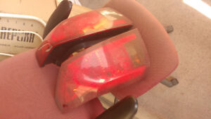 Taillight (left) Cadillac CTS