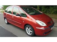 2004 Citroen Xsara Picasso 2.0 HDi 92hp Exclusive-2 Keys- MOT 04/2018- 2 FKeeper