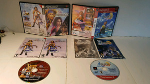 PS 2 FINAL FANTASY X FINAL FANTASY X-2