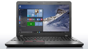 "New 15.6"" Lenovo ThinkPad E560 Laptop"