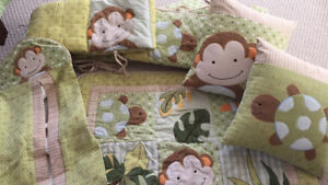 Lambs and Ivy nursery bedding set
