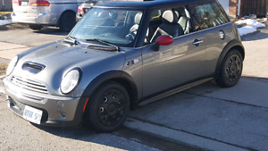 2002 mini cooper s for sale  supercharged fun little car
