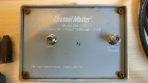 CHANNEL MASTER CM-7777