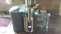 BREVILLE JUICER FEATURED ON FAT,SICK AND NEARLY DEAD