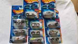 HOT WHEELS ZAMAC CARS LOT OF 10 CARS 2004 FIRST EDITIONS DIECAST