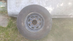 265/75/16 tires on ford rims 8x170mm