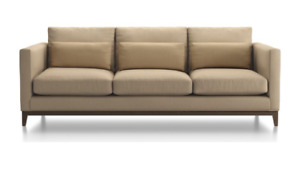 Amazing Crate & Barrel 3 year old couch in great condition!