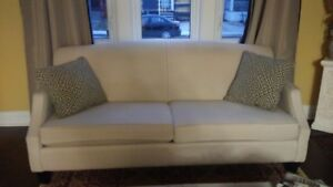 sofa, couch for sale, from Leons, mint condition