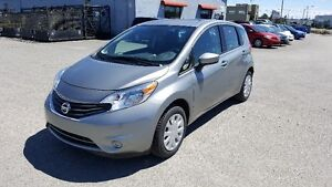 2015 NISSAN VERSA NOTE   Automatic Air Conditioning CAMERA