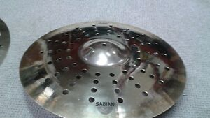 "Sabian 18"" AAX Aero Crash in immaculate condition!!"