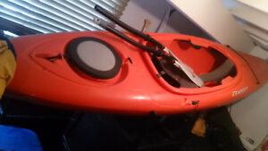 9' Dagger Approach  kayak